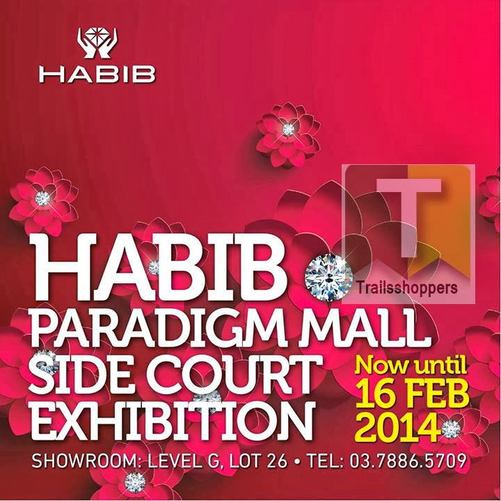 Habib Jewels Paradigm Mall Exhibition