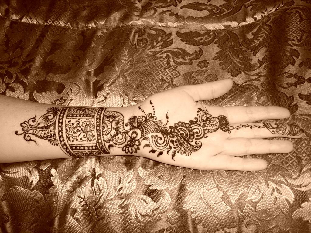 A To Z Mehndi Designs : Updated fashion eid mehndi designs