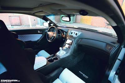 Hyundai Genesis Rebaixado
