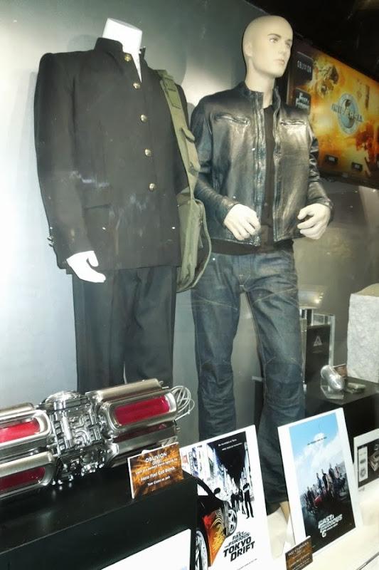 Lucas Black Vin Diesel Fast Furious film costumes