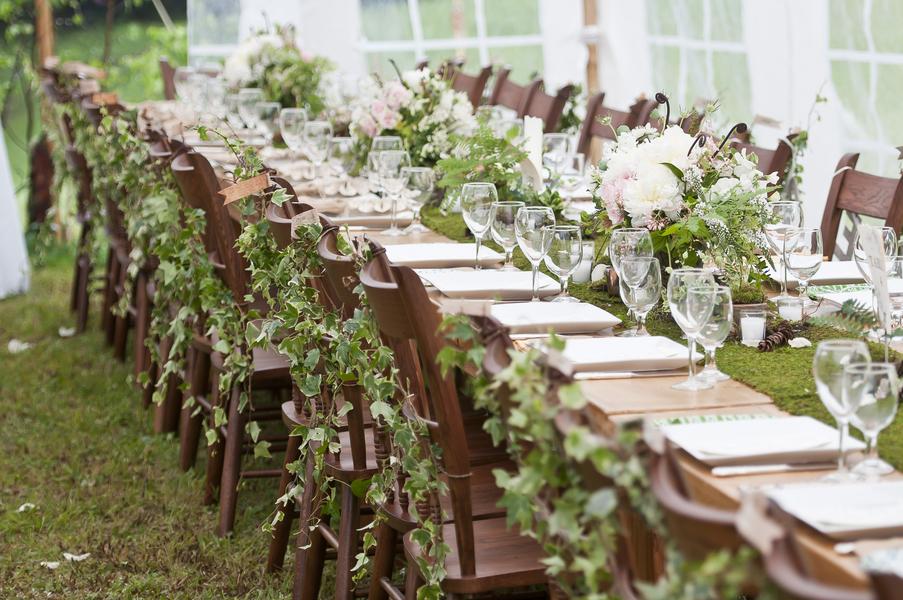Koru Wedding Style: {Real Enchanted Forest Wedding} Rebecca u0026 Robert