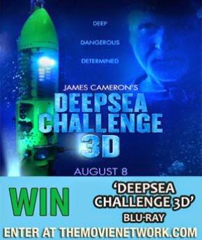 TMN's 'Deepsea Challenge 3D' Giveaway