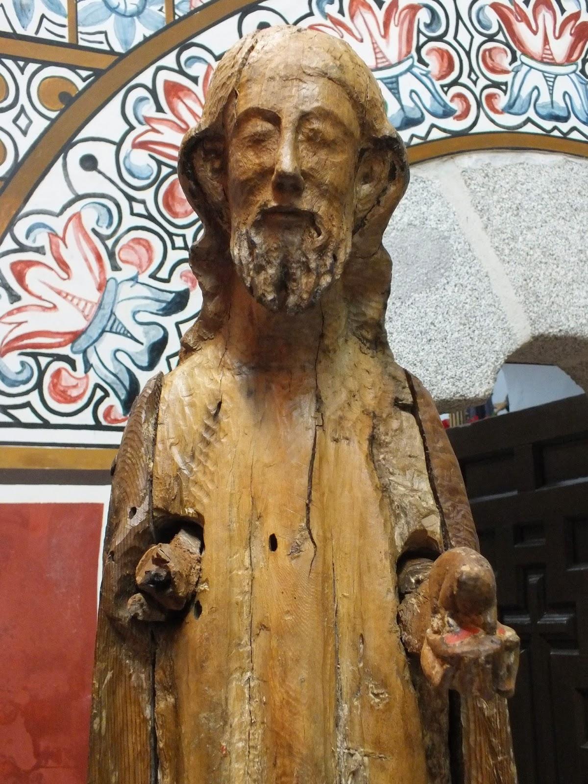 Parroquia san mateo san juan bautista en villanueva del duque for Villanueva del duque