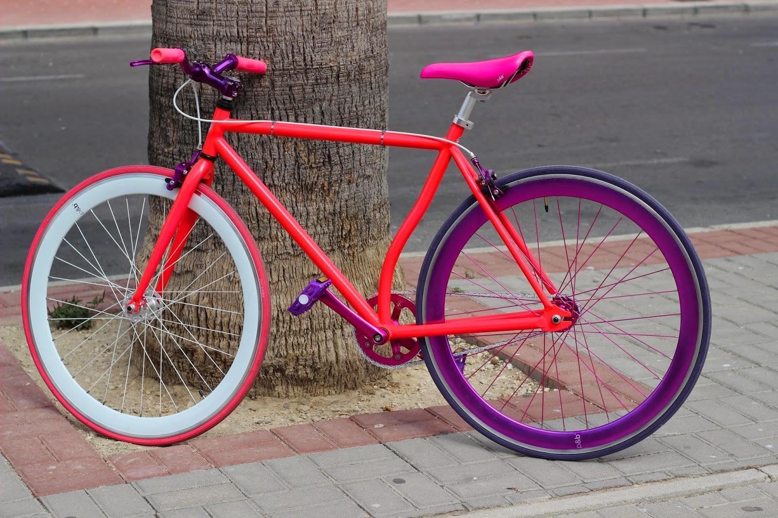 Fixie - Bikes - Fixiegirls