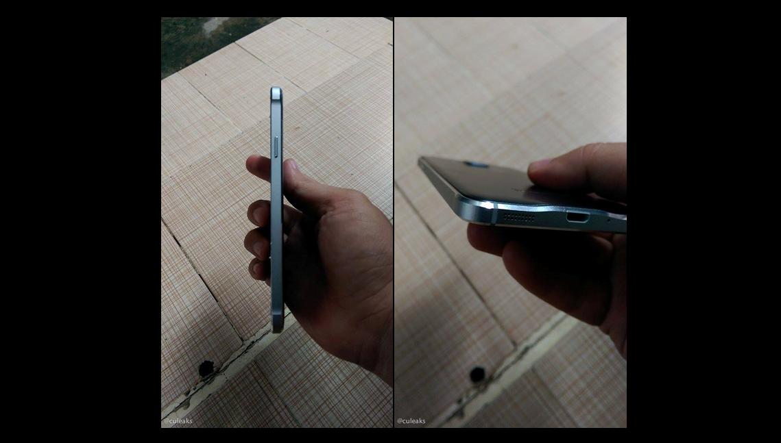 Nuevo Samsung Galaxy Alpha metálico
