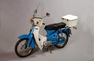 Sejarah Honda C70