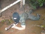 treinamento na selva