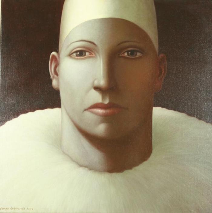 George Underwood 1947 | British Surrealist painter