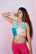 Actress Charulatha Hot Photo shoot Gallery-thumbnail-18