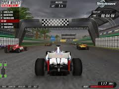 Jogo Open Wheel Grand Prix