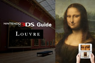 La audioguía de Nintendo para visitar el Louvre desde casa