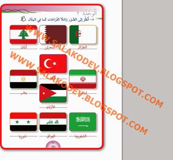 6 Sınıf Arapça Ders Kitabı Cevapları Meb Yayınları Sayfasının