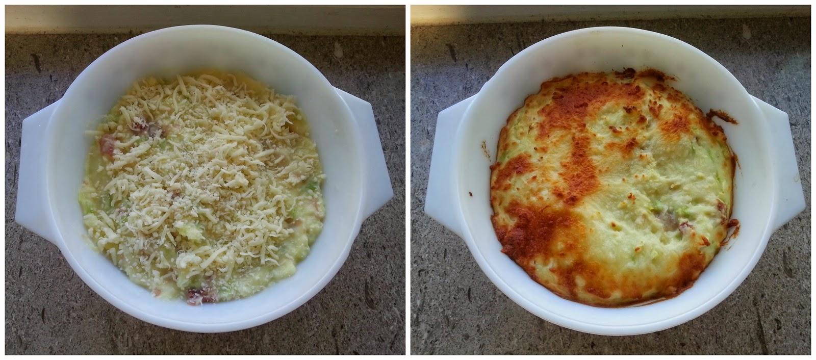 Bagt Kartoffelmos Med Æg bagt kartoffelmos | joannas mad