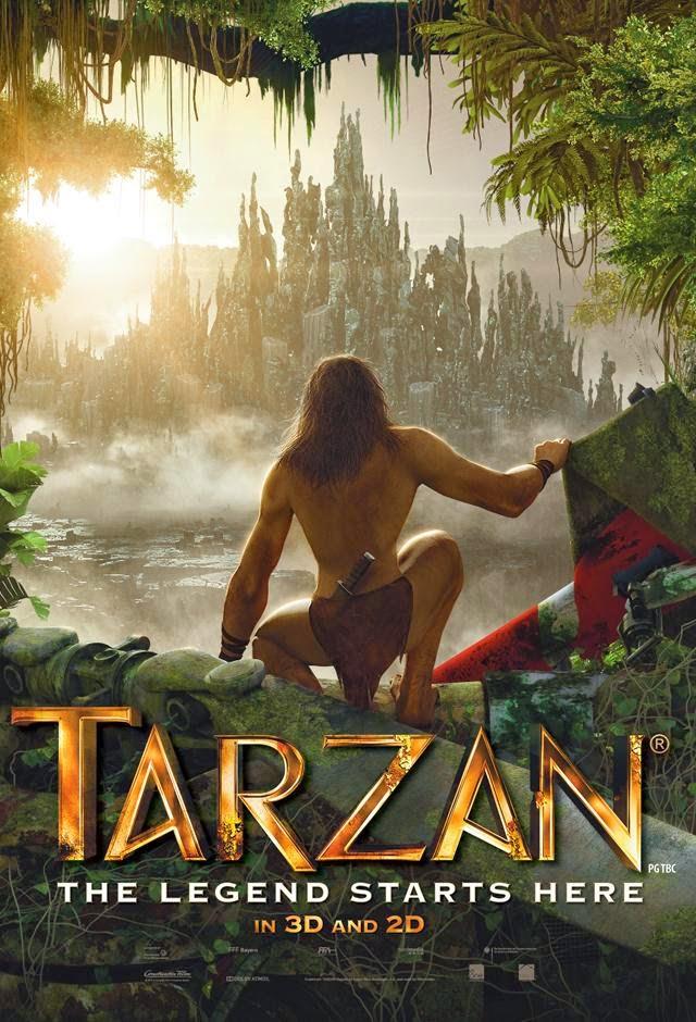 Tarzán - Solo Full Películas
