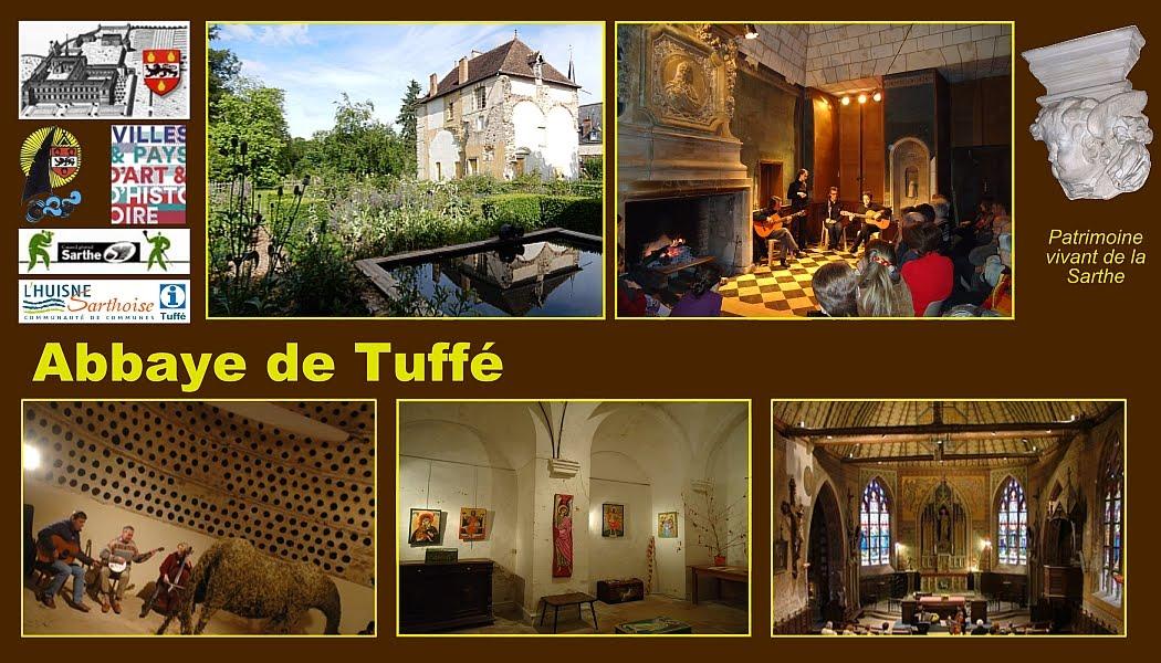 Abbaye de Tuffé