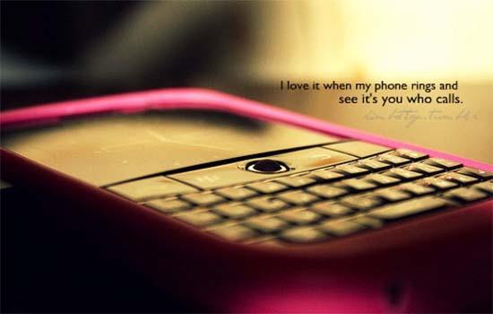 30 Ayat SMS cinta buat awek cair