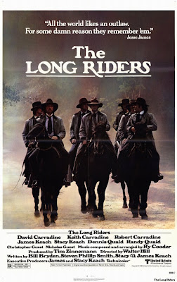 Watch The Long Riders 1980 Hollywood Movie Online | The Long Riders 1980 Hollywood Movie Poster
