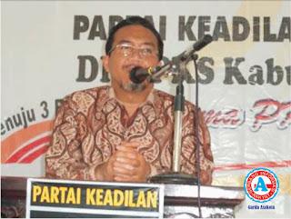 Menteri Pertanian RI Hadiri  Mukerda DPD PKS Kabupaten Bima