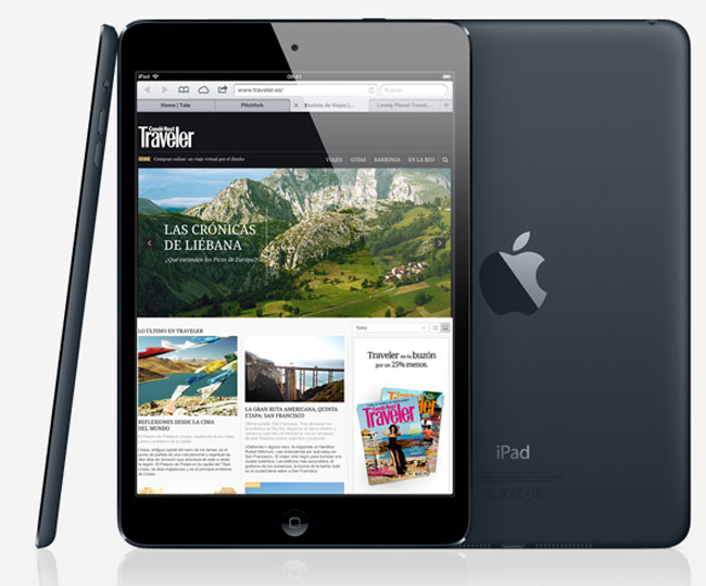 ipad mini, ipad 3, ipad 4, ipad, rapido, nuevo ipad, 7,9 pulgadas, iphone 5