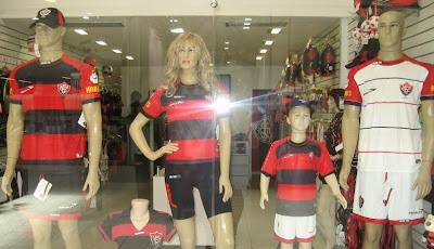 Camisas do Vitória 2011 Penalty