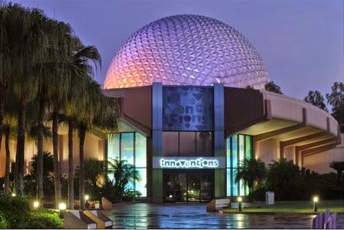 Atração Innoventions no Parque Disney Epcot em Orlando