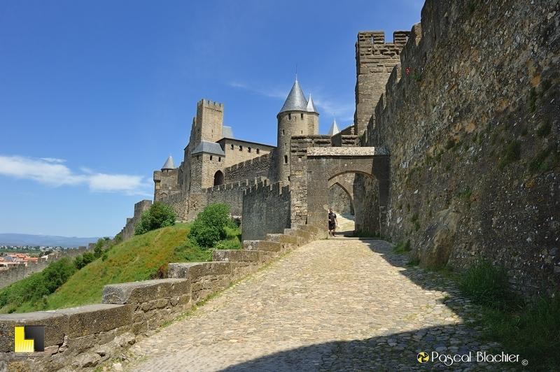 Porte de l'Aude Carcassonne photo pascal blachier au delà du cliché