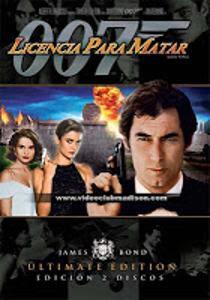 descargar 007 Con Licencia Para Matar – DVDRIP LATINO