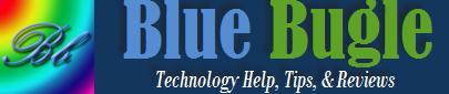 Blue Bugle: Mobile, Desktop & Web Technologies