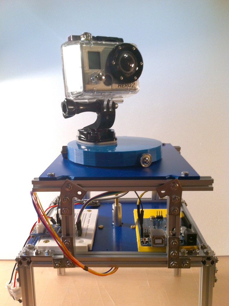 Diy 3d Printing Diy 3d Printed Rotating Platform With
