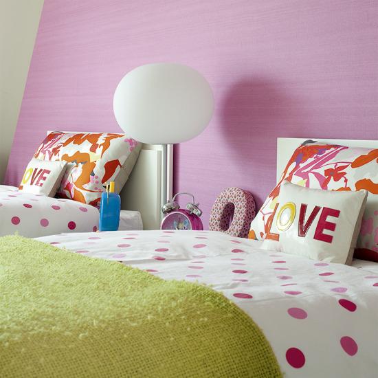 New Home Interior Design: Children's Room