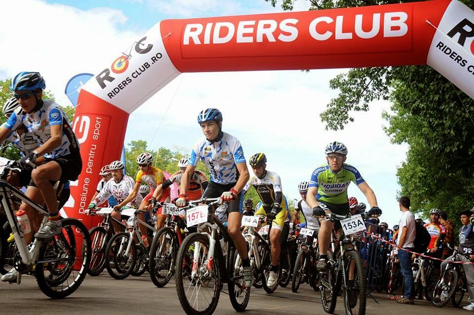 """Invitaţie la competiţia de ciclism în natură """"4 Pedale"""". 21 septembrie, pădurea Băneasa, Bucureşti. Start"""