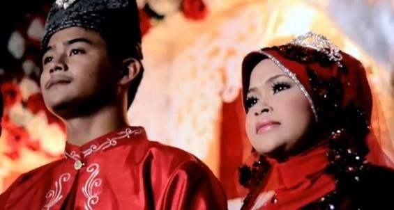 Video Perkahwinan Syafiq (16 tahun) Dan Yana (14 Tahun) Cetuskan Fenomena