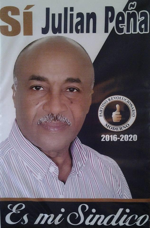ALCALDE PRM SANTA CRUZ DE BARAHONA 2016-2020