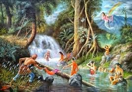 Legenda Lahilote Cerita Rakyat Gorontalo Seni Budaya Indonesia