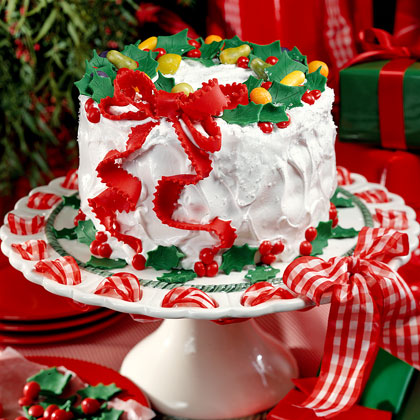 Southern Living Christmas Red Velvet Cake