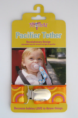 bottle tether, pacifier tethers, sippy cup, No Throw