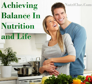 Achieving Balance In Nutrition and Life