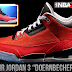 "NBA 2K14 Air Jordan 3 ""Doernbecher"" Shoes Patch"