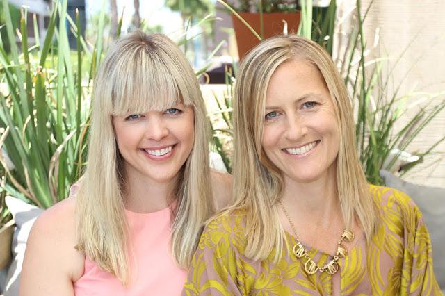 Katie Bogue Miller and Justine Lassoff