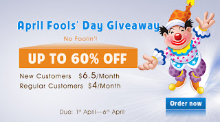 April Fools' Day Giveaway, No Foolin'! Free 30 Days Flyvpn Account