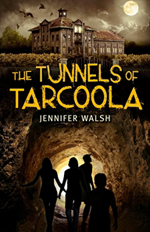 The Tunnels of Tarcoola book cover