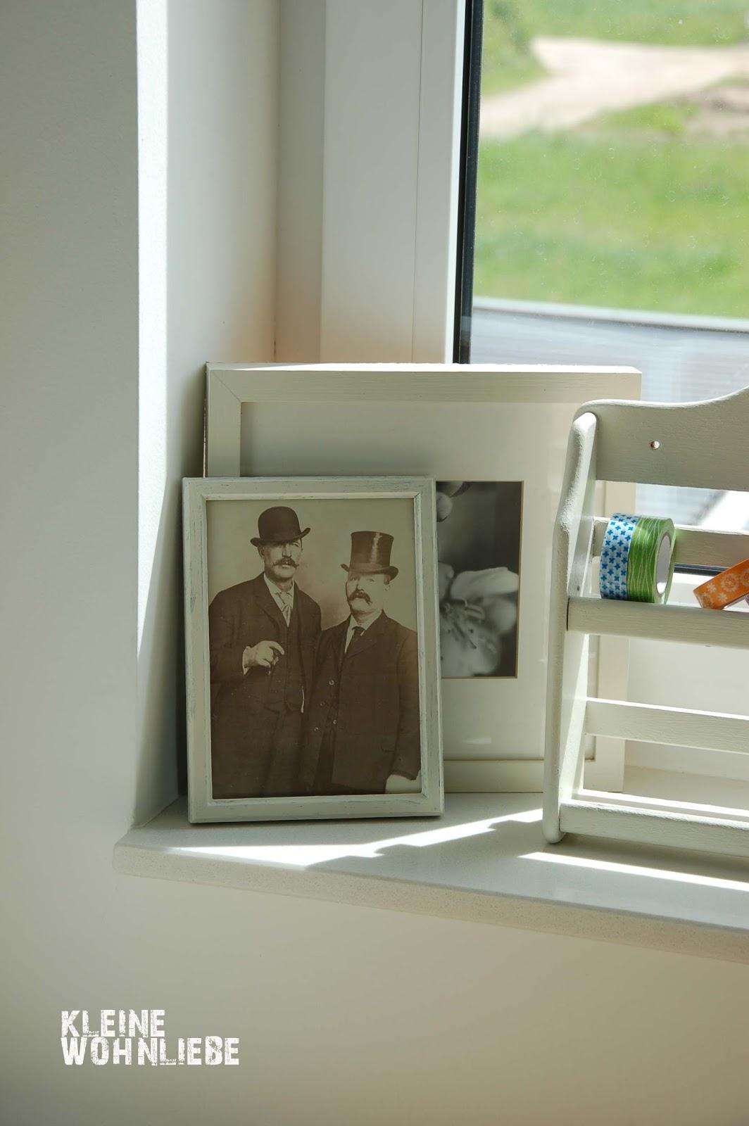 kleine wohnliebe 1001 bilderrahmen. Black Bedroom Furniture Sets. Home Design Ideas
