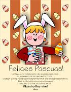 ¡Felices Pascuas! felices pascuas de los tales