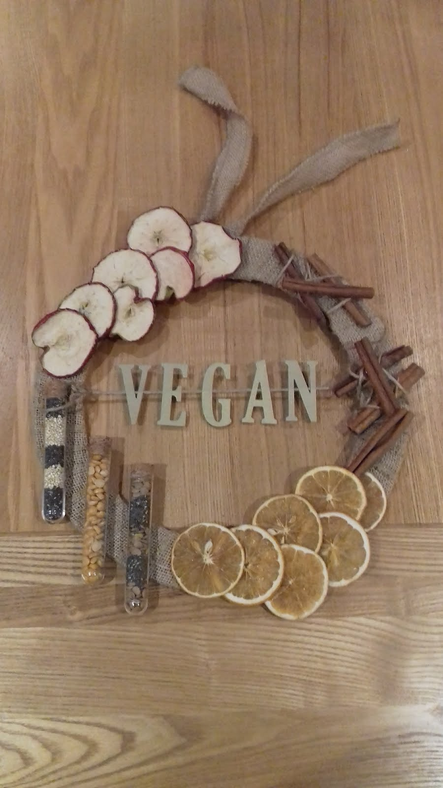 Vegan Wreath