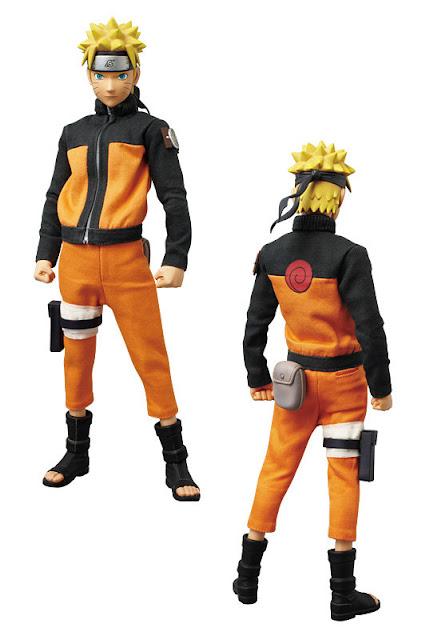 Project BM! Naruto Shippuden - Naruto Uzumaki
