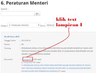 gambar download peraturan menteri tentang pakaian dinas PNS