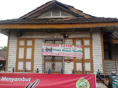 PEJABAT POS LAMA | OLD POST OFFICE