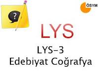 23 Haziran 2012 LYS 3 Soruları ve Cevapları,2012 lys 3 soruları ve cevap anahtarı,lys 3 soruları çözümleri cevapları 23.06.2012,lys 3 edebiyat coğrafya soruları cevapları 2012,23 haziran 2012 lys 3 edebiyat soruları cevapları yanıtları çözümleri yorumları 23.06.2012,23.06.2012 lys 3 edebiyat soruları çözümleri videolu cevapları yorumları