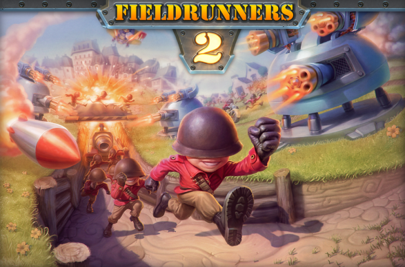Game Fieldrunners 2 Apk