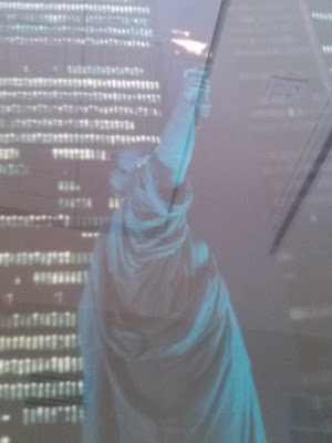 Statue of Liberty closeup picture